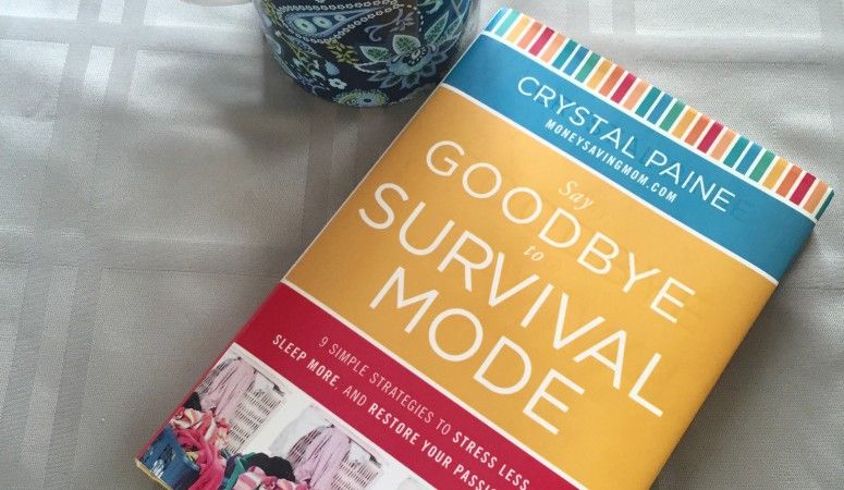 Say Goodbye to Survival Mode – Book Review