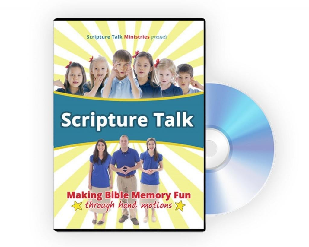 Scripture Memory DVD