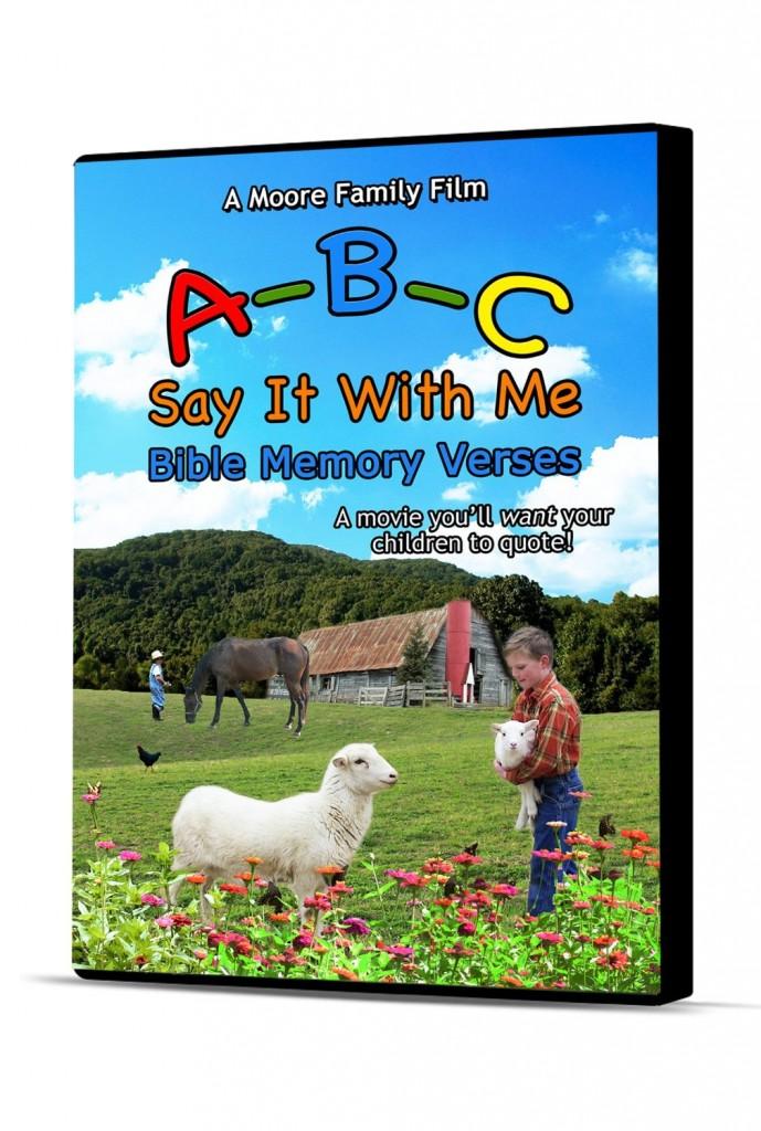 Bible Memory DVD