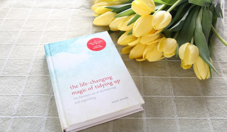 The Life Changing Magic of Tidying Up- Book Review & Giveaway!