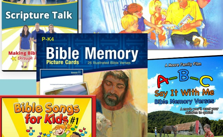 Scripture Memory Resources