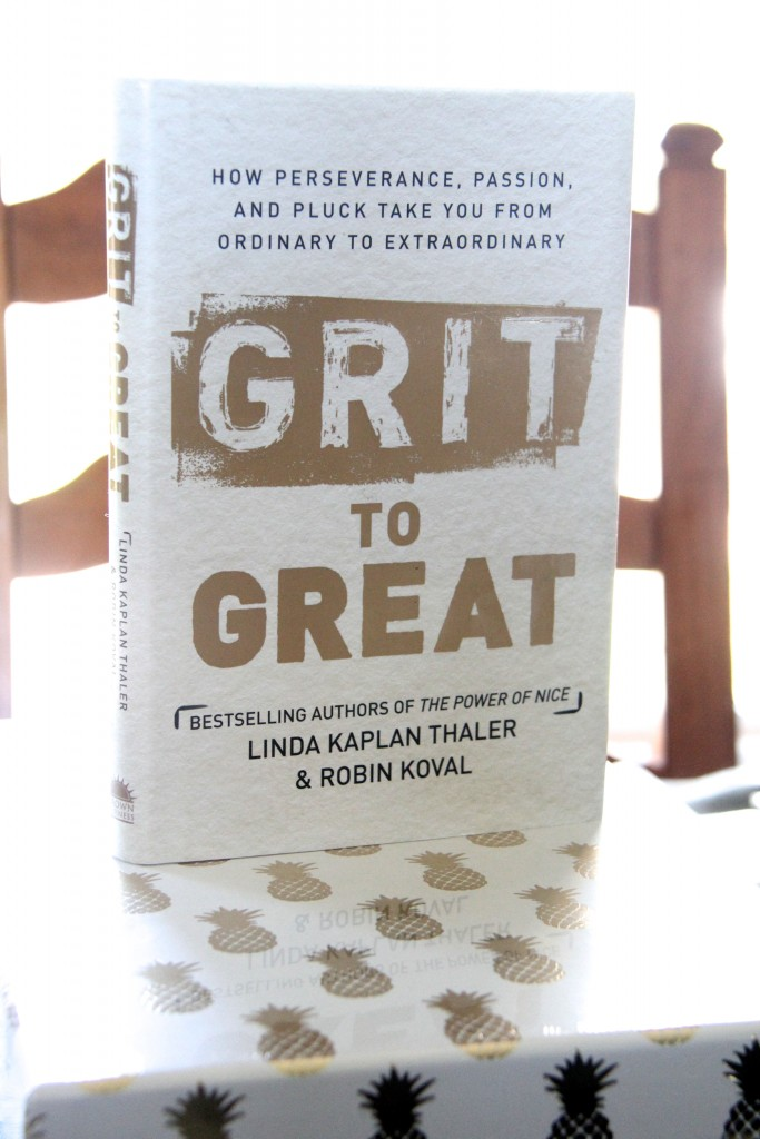 grit to great book review