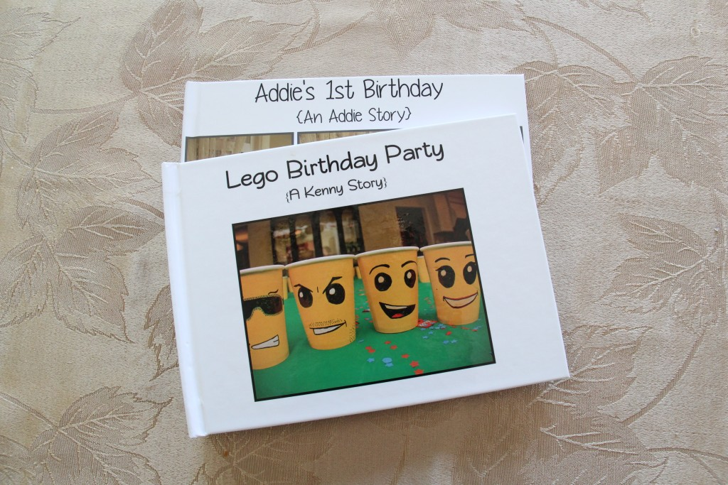birthday photobook