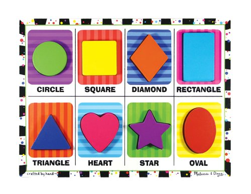 shapes and colors puzzle