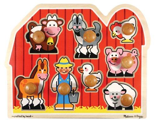 wooden farm puzzle melissa and doug