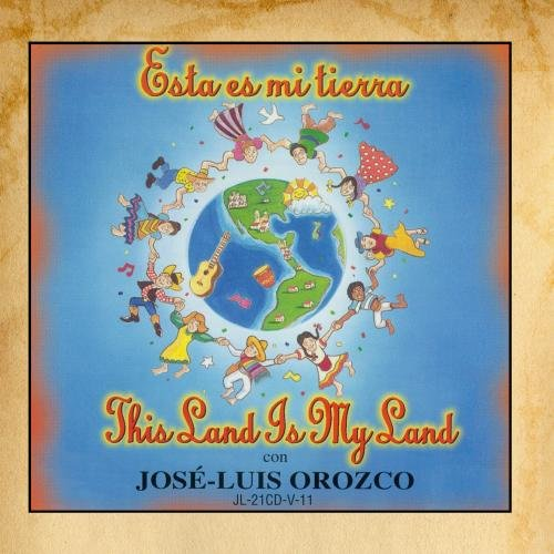 bilingual song CD for kids