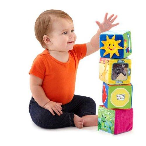 baby toy soft blocks
