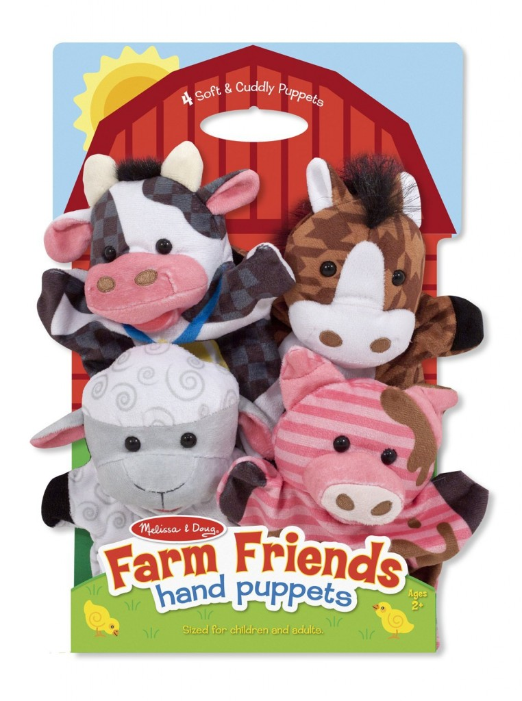 baby toy hand puppets