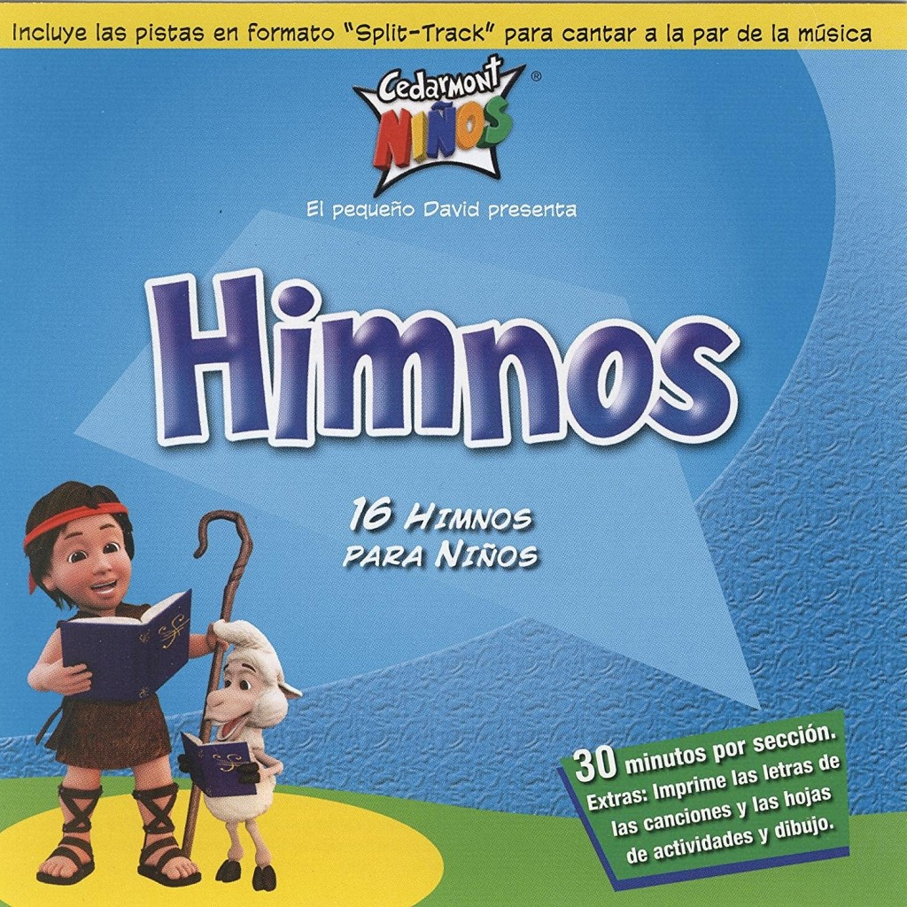 himnos spanish CD for kids