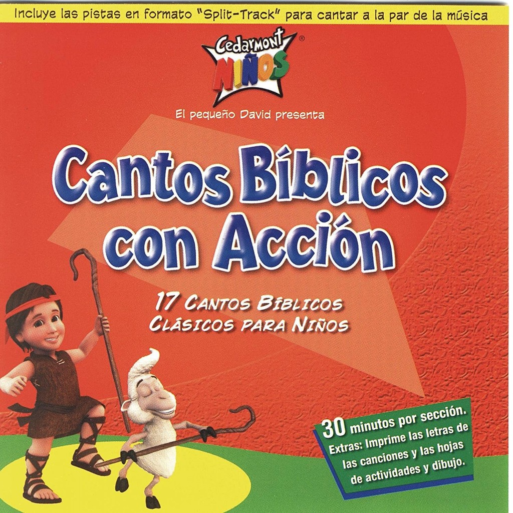 spanish CD for kids