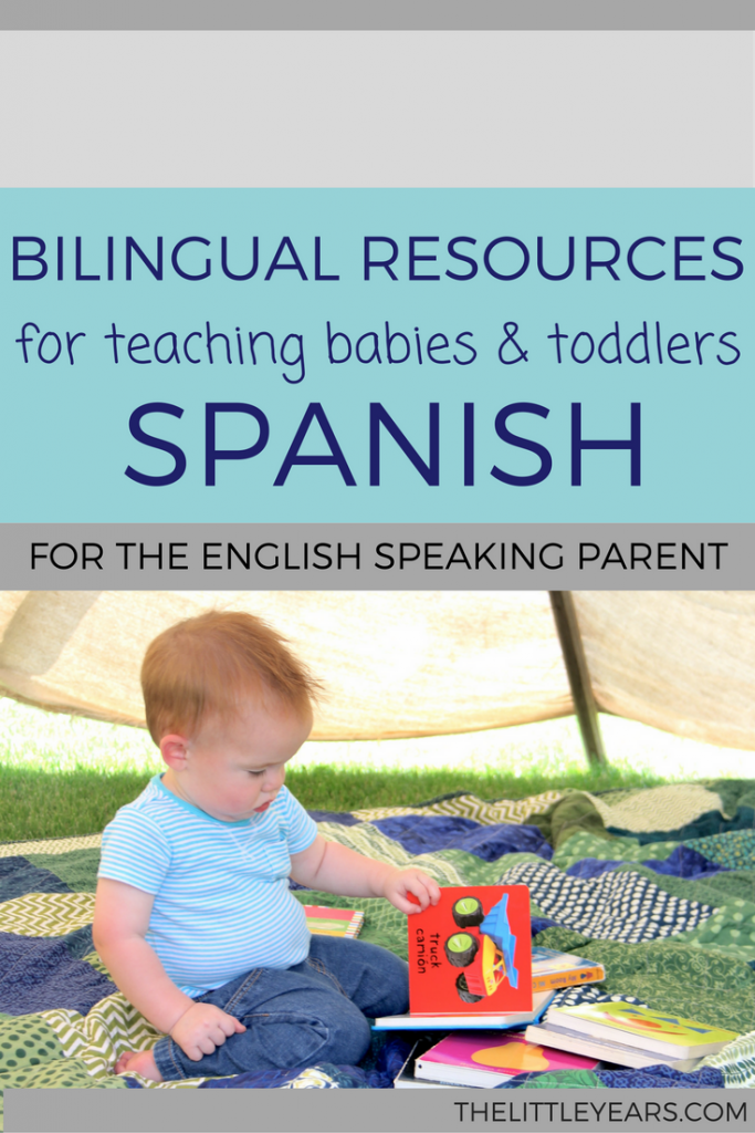 Spanish for Babies
