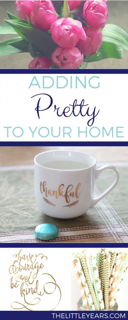 pretty things for your home