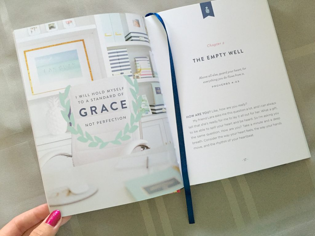 """Grace Not Perfection"" – Book Review"