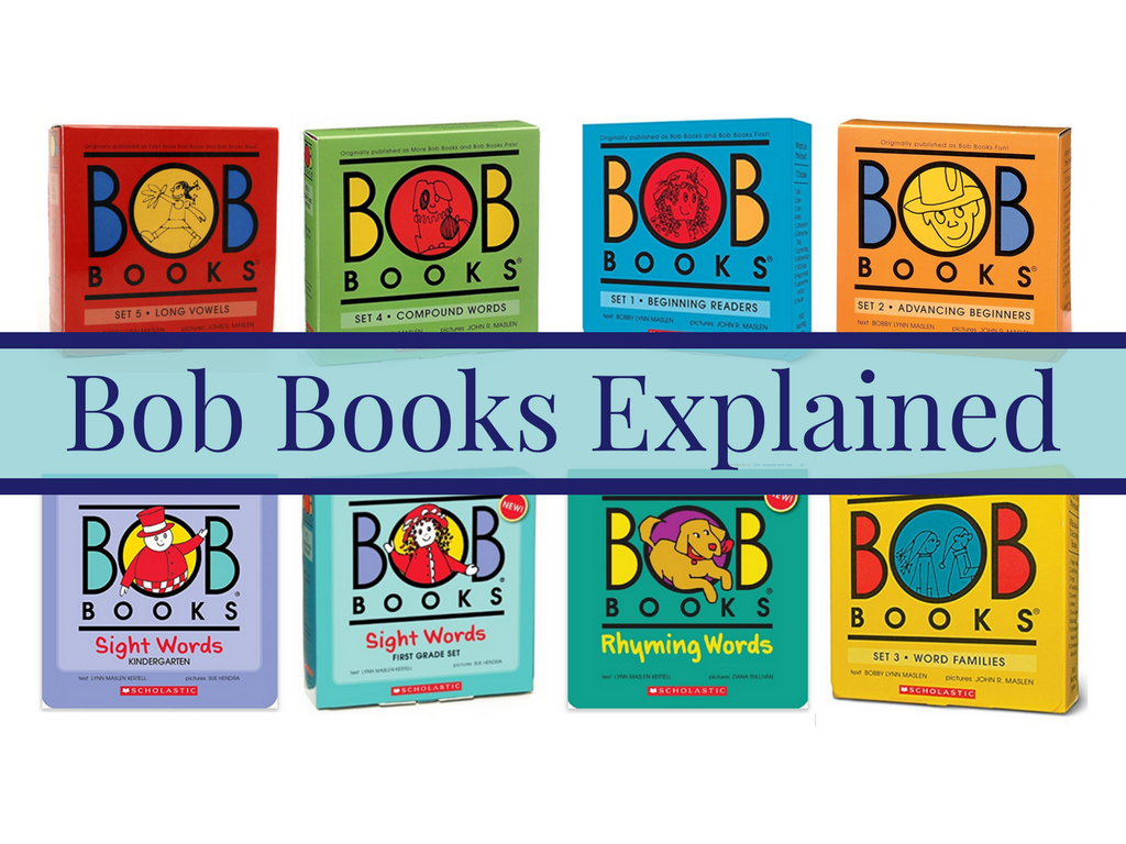 Bob Books Explained