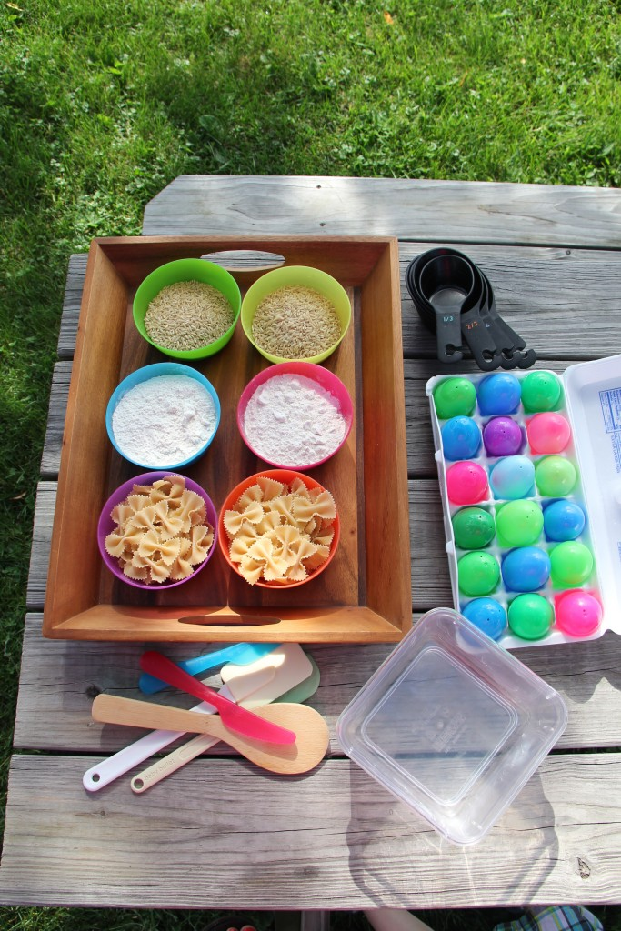 Outdoor Kitchen Pretend Play For Kids The Little Years